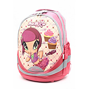 Школьный рюкзак – ранец Modan Poppixie