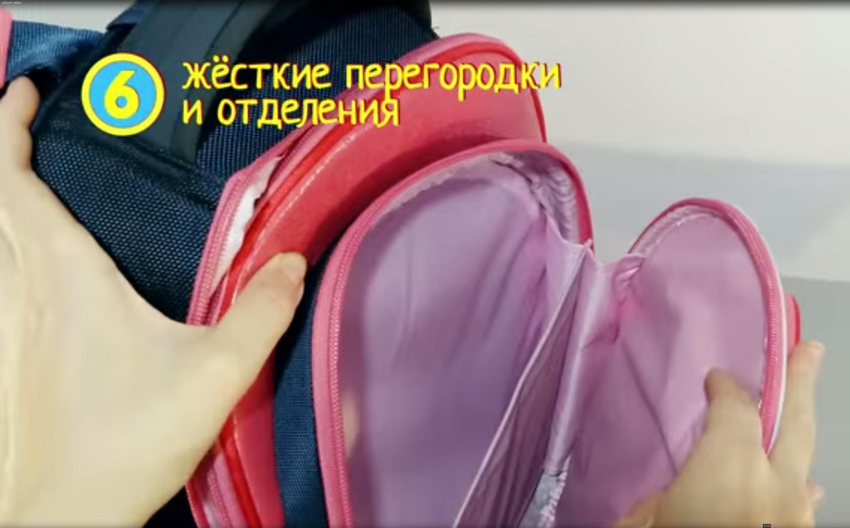 Ранец для первоклассника Hummingbird TK60 Футбол серый с мешком для обуви + пенал, - фото 10