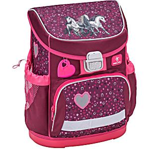 Школьные рюкзаки Belmil 405-33 Лошадка I Love Horse