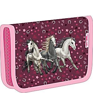 Пенал Belmil Лошадки 33572 I Love Horse