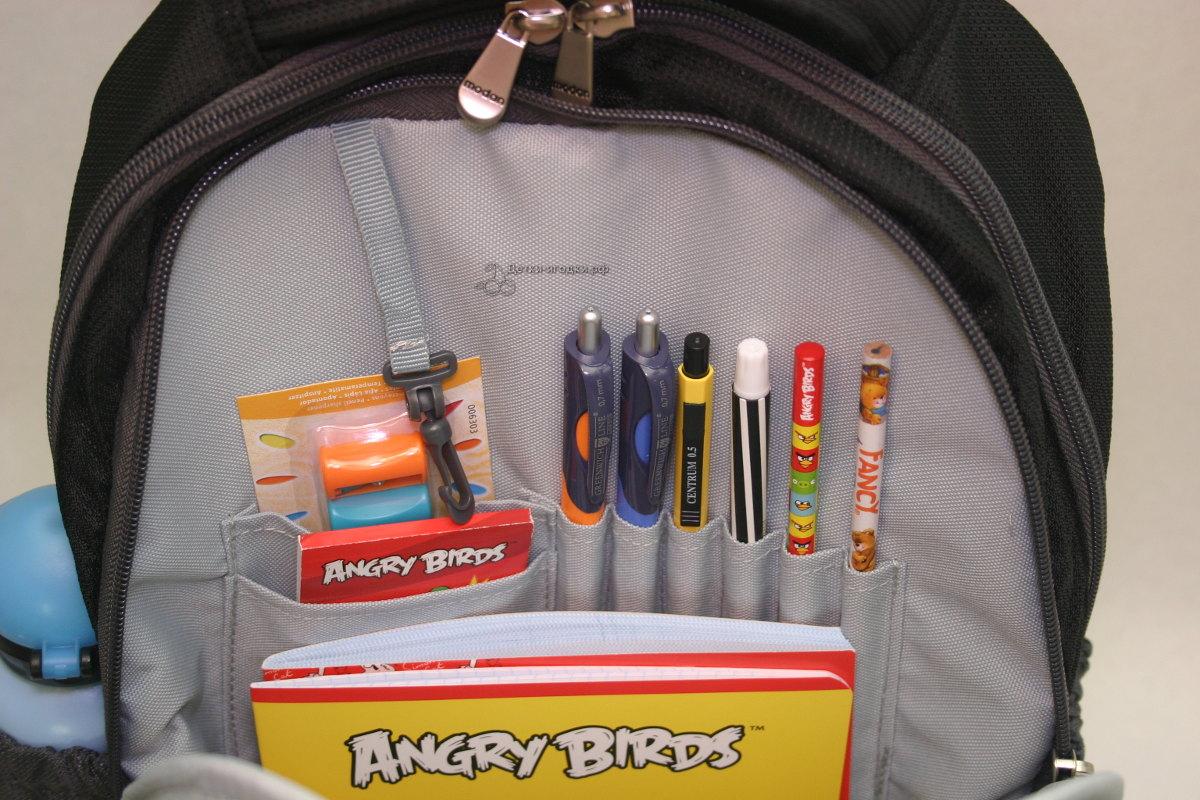 Школьный рюкзак - ранец Modan Generic II, - фото 6