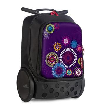 Рюкзак на колесах Nikidom Испания Мандала арт. 9011 (19 литров), - фото 2