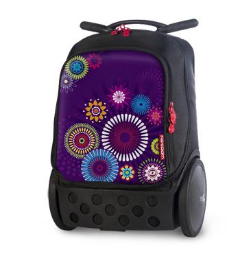 Рюкзак на колесах Nikidom Испания Мандала арт. 9011 (19 литров), - фото 13
