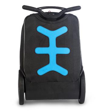 Рюкзак на колесах Nikidom Испания Мандала арт. 9011 (19 литров), - фото 8